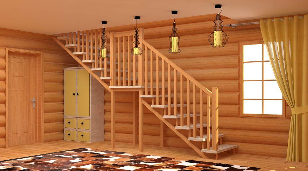 Межэтажные лестницы своими руками: как сделать самому (инструкция, фото.) 12